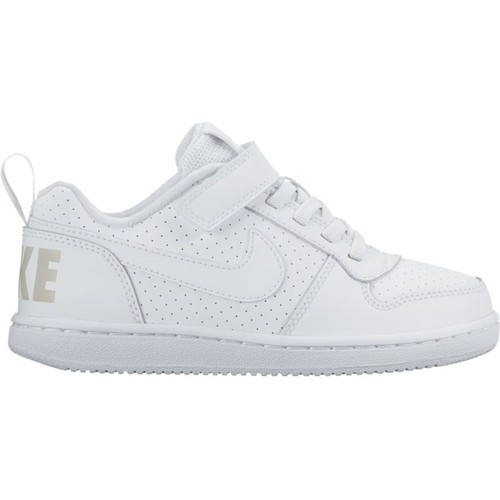Chaussures Enfant Baskets basses Nike Court Borough Low Psv blanc