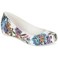 Chaussures Femme Ballerines / babies Melissa ULTRAGIRL 3DB Ad. Blanc