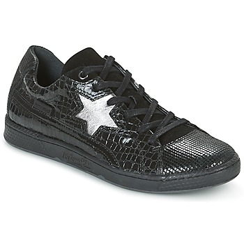Chaussures Femme Baskets basses Pataugas JOIA Noir