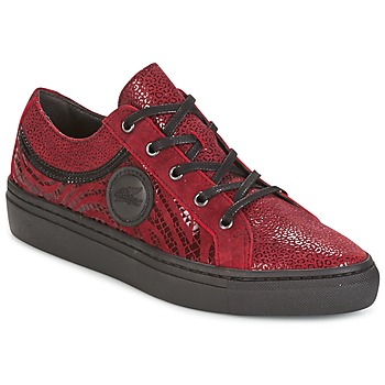 Chaussures Femme Baskets basses Pataugas YORK Rouge