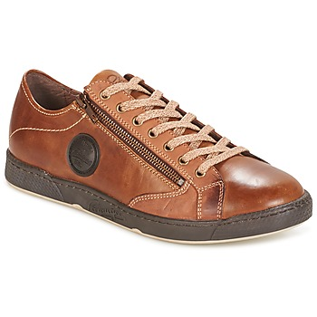 Chaussures Homme Baskets basses Pataugas JAY Camel