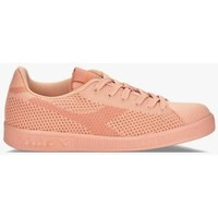 Chaussures Femme Baskets basses Diadora Chaussures Femme  Game Weave Rose Rose