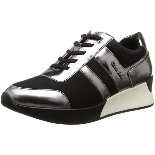 Chaussures Femme Baskets basses Calvin Klein Jeans n11876 noir