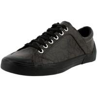 Calvin Klein Jeans n12016 marron - Chaussures Baskets basses Femme