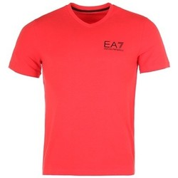 Vêtements Homme Sweats Emporio Armani EA7 Train Core Id M T Vn St Rouge