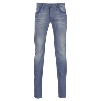 Vêtements Homme Jeans slim Le Temps des Cerises 711 Gris