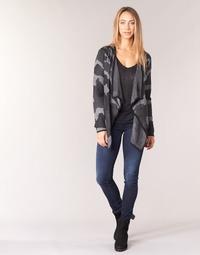 Vêtements Femme Jeans slim Le Temps des Cerises PULP Bleu Médium