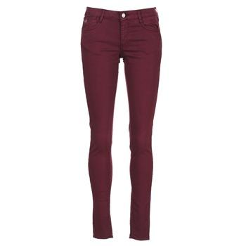 Vêtements Femme Jeans slim Le Temps des Cerises 316 Prune