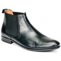 Chaussures Homme Boots Brett & Sons GENOVA Noir
