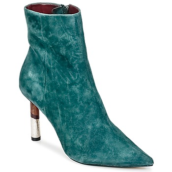 Chaussures Femme Bottines KG by Kurt Geiger RAINE-GREEN Vert