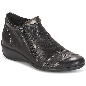 Chaussures Femme Boots Remonte Dorndorf LOUNA Noir