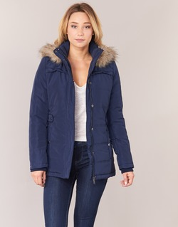 Vêtements Femme Doudounes Tom Tailor REJUS Marine