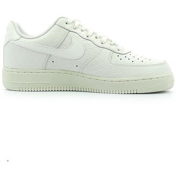 Chaussures Homme Baskets mode Nike AIR FORCE1.07 Blanc