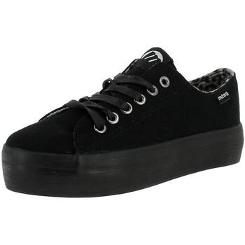Chaussures Femme Baskets basses MTNG 56399 noir