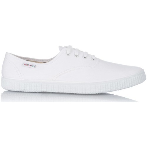 Chaussures Baskets basses Victoria 6613 blanc