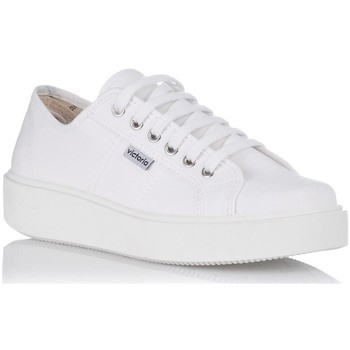 Chaussures Baskets basses Victoria 260110 blanc