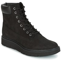 Chaussures Femme Boots Timberland KENNISTON 6IN LACE UP BOOT Noir