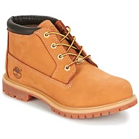 Chaussures Femme Bottines Timberland Nellie Chukka Double Wheat Nubuck with Black Collar