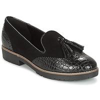 Chaussures Femme Ballerines / babies Dune London Gilmore Black