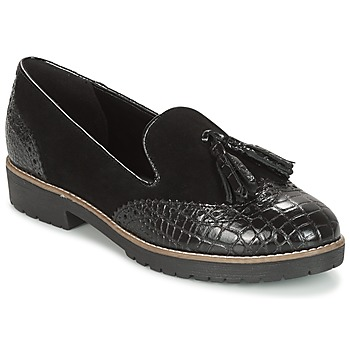 Chaussures Femme Ballerines / babies Dune London Gilmore Black