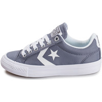 Chaussures Enfant Baskets basses Converse Star Player Ox Enfant Gris