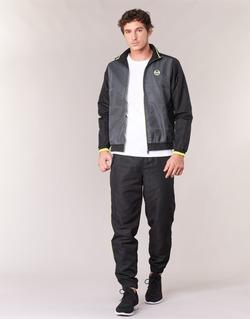 Vêtements Homme Ensembles de survêtement Sergio Tacchini LATIK TRACKSUIT Noir