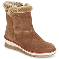 Chaussures Femme Boots Rieker BATIA Camel