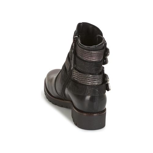 Green Dream In Boots Noir Femme Houli MqUzVGpS