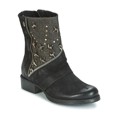 Chaussures Femme Boots Dream in Green HOULA Noir