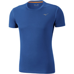 Vêtements Homme T-shirts manches courtes Mizuno Core Tee Nautical Blue