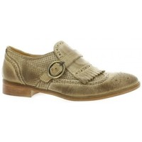 Chaussures Femme Mocassins Red Creatyve Mocassins cuir Taupe