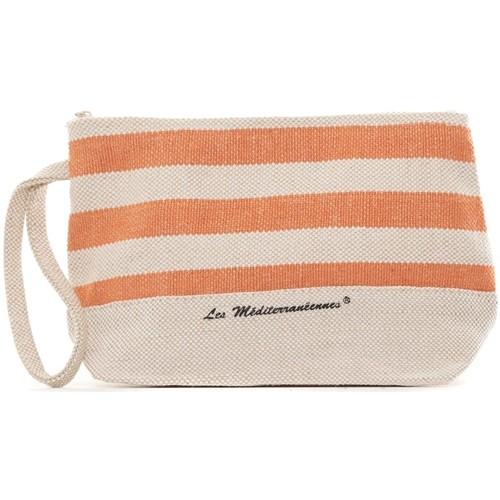 Sacs Femme Pochettes / Sacoches Mora Mora Pochette MARINETTA Orange Orange