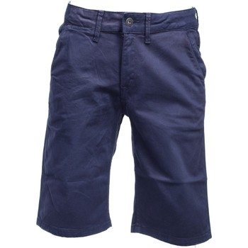 Vêtements Garçon Shorts / Bermudas Pepe jeans Blueburn Short 597 Deep Sea Bleu