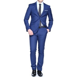Vêtements Homme Costumes  Jean Louis Scherrer Sch054 Jack Uni Royal Blue Bleu