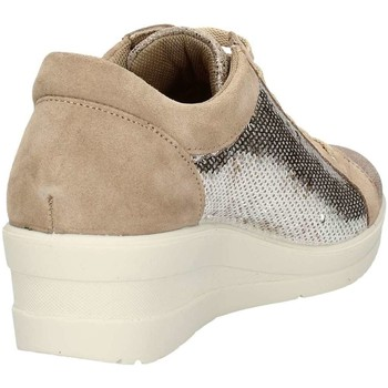Chaussures Femme Baskets basses Imac 72112 D Sneakers Femme BEIGE BEIGE
