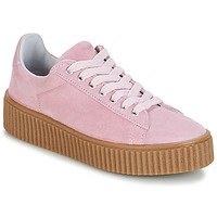 Chaussures Femme Baskets basses Yurban HADIL Rose