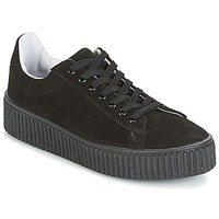 Chaussures Femme Baskets basses Yurban HADIL Noir