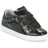 Chaussures Femme Baskets basses Yurban HOURIX Noir