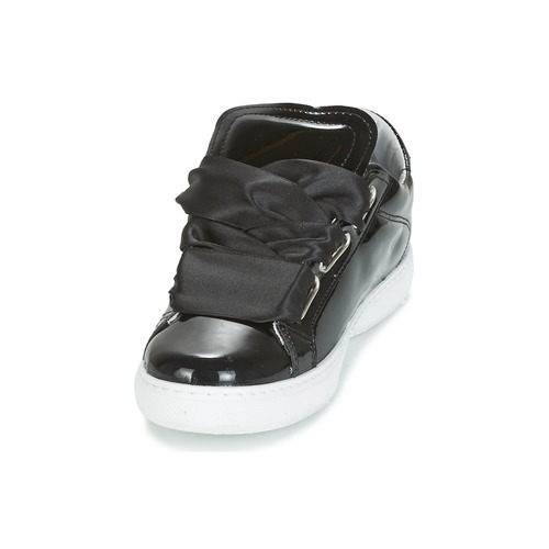 Yurban Femme Baskets Basses Hourix Noir 9IDH2WYE