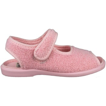 Chaussures Enfant Chaussons bébés Vulladi TOALLA ÑAK ROSA