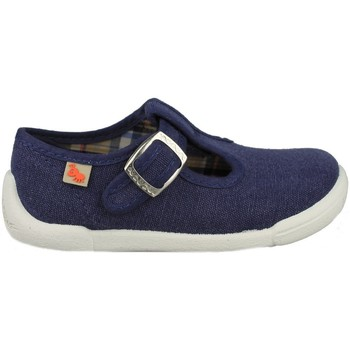 Chaussures Enfant Baskets basses Vulladi DIMONI PIC K BLUE