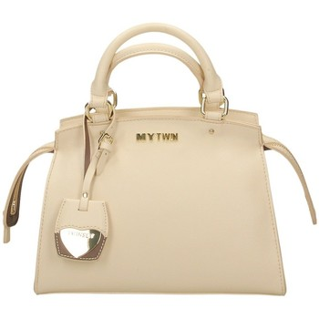 Sacs Femme Sacs porté main My Twin By Twin Set BAULETTO blanc