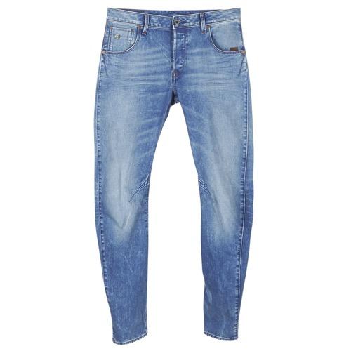 Stretch G Denim Homme Arc Lt Slim Raw Jeans Itano 3d star Aged CexBod