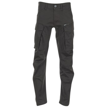 Vêtements Homme Pantalons cargo G-Star Raw ROVIC ZIP 3D STRAIGHT TAPERED Raven