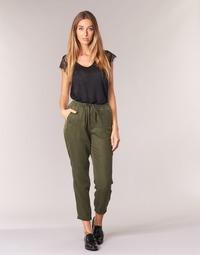 Vêtements Femme Pantalons fluides / Sarouels G-Star Raw BRONSON SPORT WMN Kaki