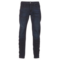 Vêtements Homme Jeans droit G-Star Raw 3301 DECONSTRUCTED SLIM Bleu