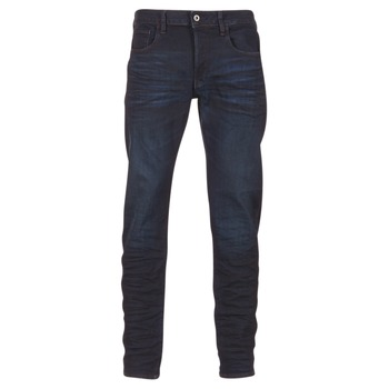 Vêtements Homme Jeans slim G-Star Raw 3301 DECONSTRUCTED SLIM Bleu