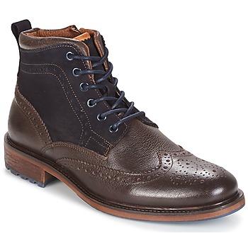 Chaussures Homme Boots Coxx Borba RESERVA Marron / Marine