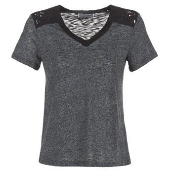 Vêtements Femme T-shirts manches courtes Casual Attitude HINE Gris