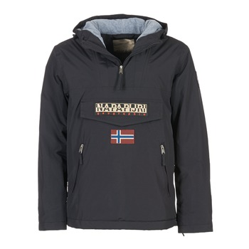 Vêtements Homme Napapijri Noir Parkas Pocket Rainforest nwOk0P